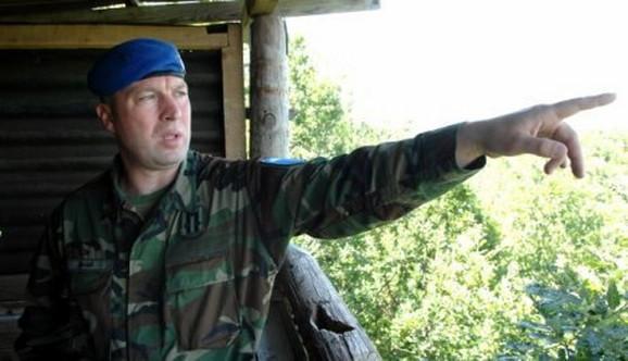 Komandant Žandarmerije Bratislav - Bata Dikić