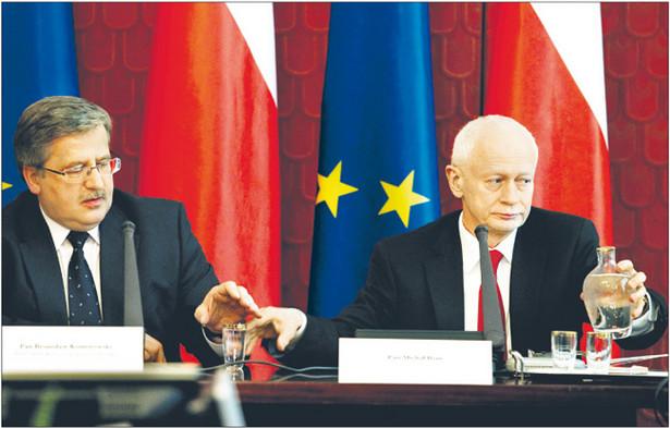 Uczestnicy prezydenckiej debaty o emeryturach byli zgodni: Polska potrzebuje reformy emerytur Fot. Tomasz Gzell/PAP