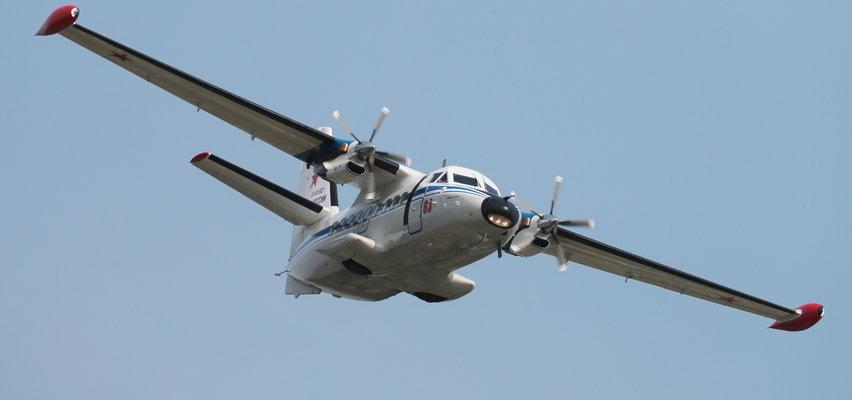 Rosja: Samolot pasażerski rozbił się w czasie awaryjnego lądowania. Są zabici i ranni