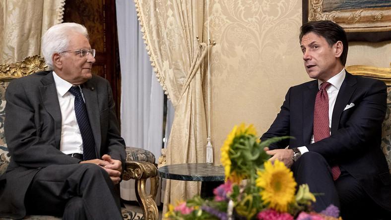 Premier Conte złożył dymisję na ręce prezydenta