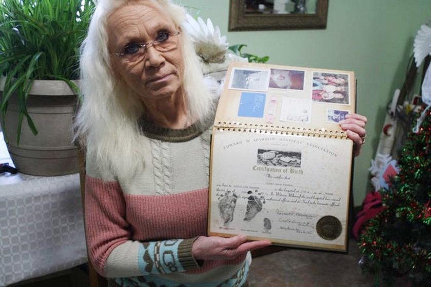 Elizabeth Michalski wciąż szuka zaginionego brata Gilberta Leroya Fourniera