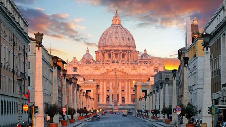 Watykan. Rzym