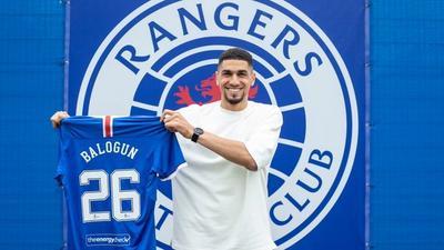 Super Eagles defender Leon Balogun joins Scottish side Rangers