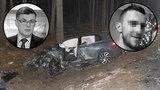 To on zderzył się z autem dziennikarza TVP. Młody piłkarz osierocił 4-letniego synka...