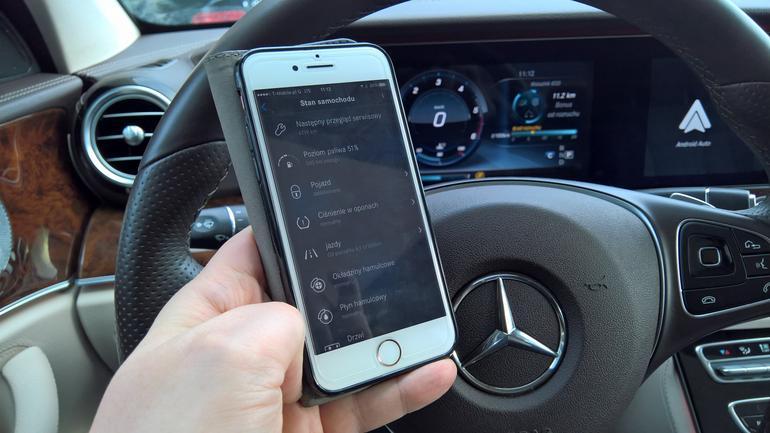 Mercedes Me. Aplikacja