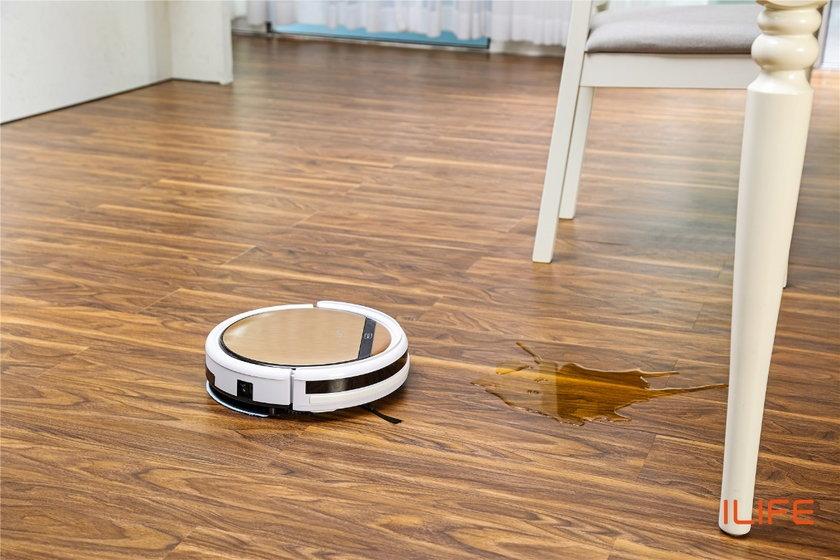 Smart odkurzacz pomoże w sprzątaniu