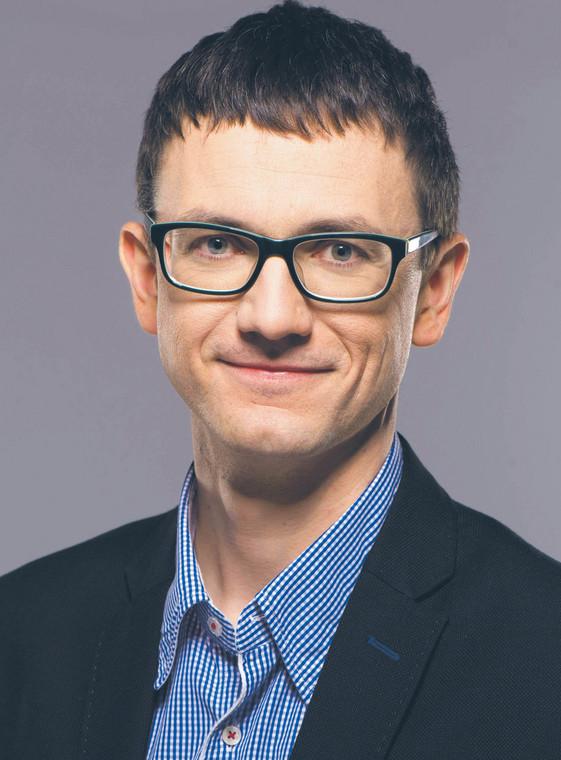 Karol Okoński, wiceminister cyfryzacji, pełnomocnik rządu ds. cyberbezpieczeństwa