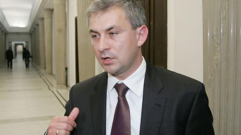 Grzegorz Napieralski:Tusk jest jak Ziobro