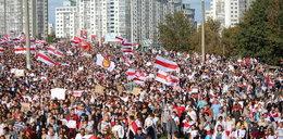 Kolejny nerwowy dzień na Białorusi. Zatrzymano kilkaset osób