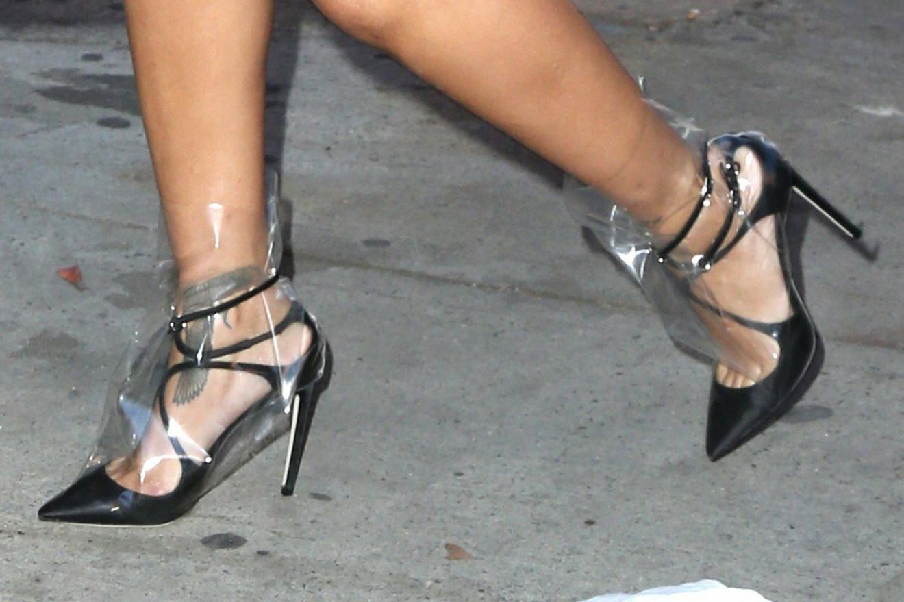 Cipele u plastici