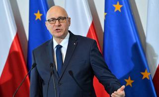 Brudziński: Dziś kolejne zatrzymania w związku z groźbami karalnymi