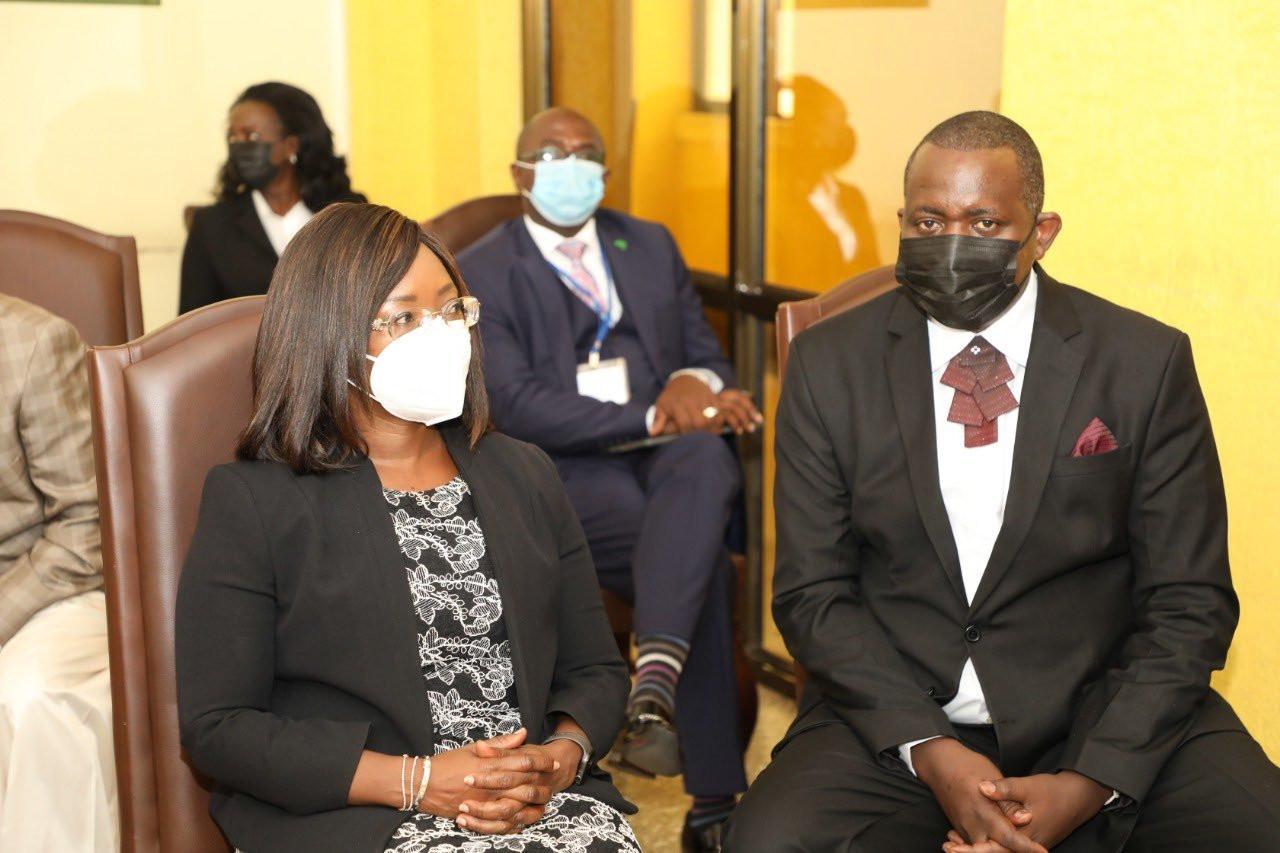 IEBC selection panel members