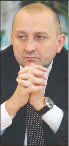 Jacek Paszkiewicz, prezes Narodowego Funduszu Zdrowia