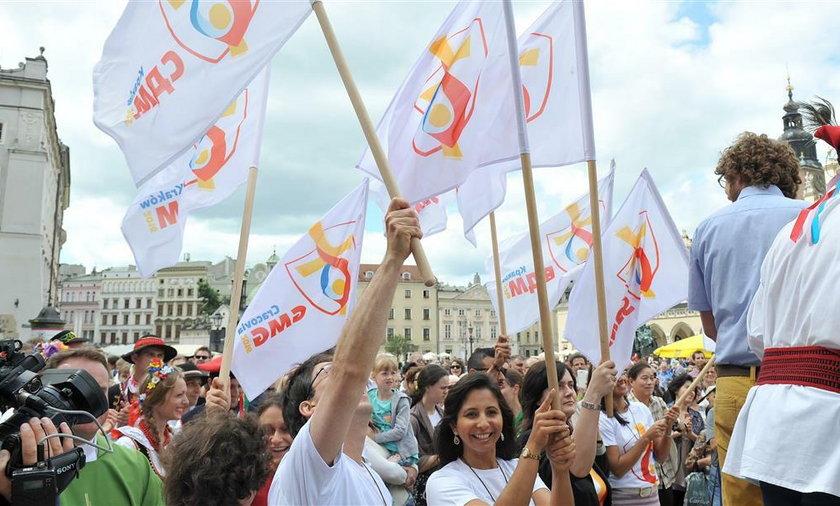 Krakowscy radni nie chcą przyjąć pielgrzymów na ŚDM