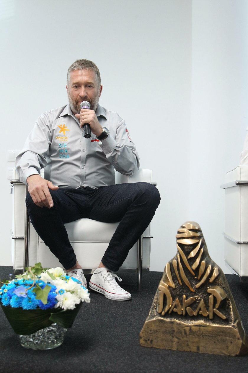 Rafał Sonik został ojcem. Karolina Sołowow urodziła mu syna