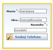 Bardzo dobry Jak korzystać z internetowej książki telefonicznej YW92