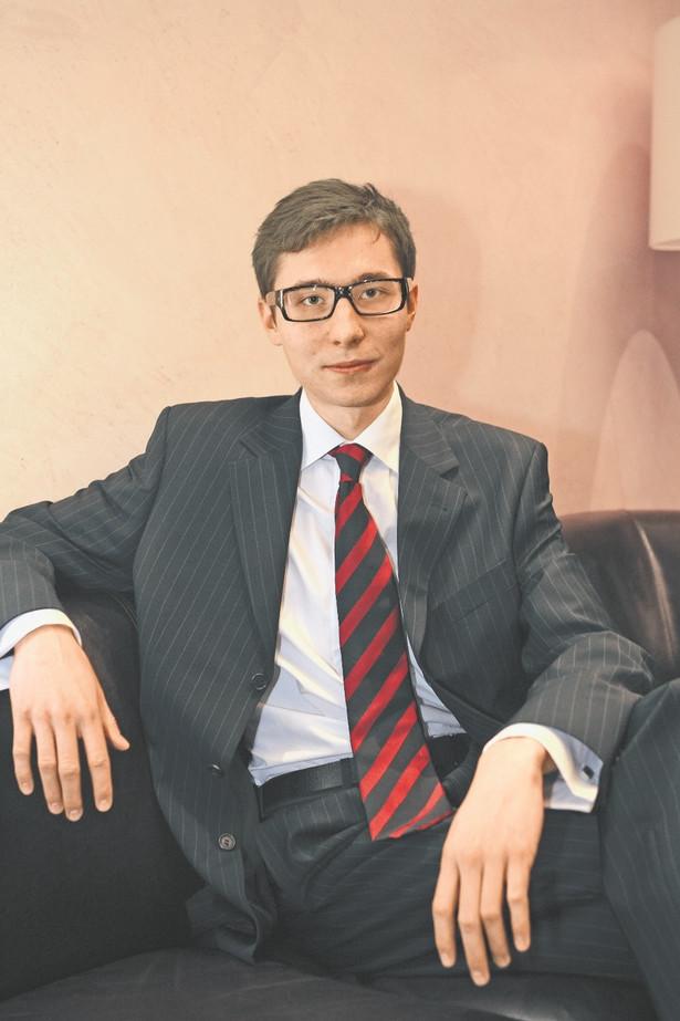 Wojciech Węgrzyn konsultant w FL Tax