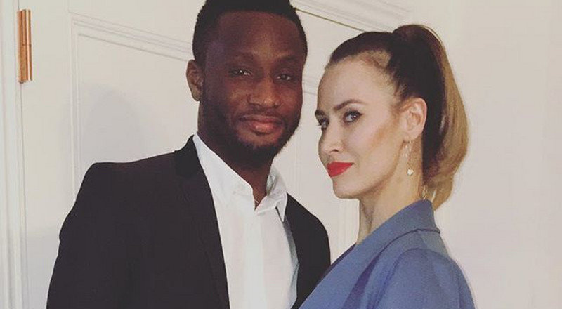 Mikel Obi's partner slams reports of a split over midfielder's' move to Turkey
