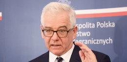 Polski MSZ reaguje na porwanie Ibrahima. Dosadny komentarz dziadka chłopca