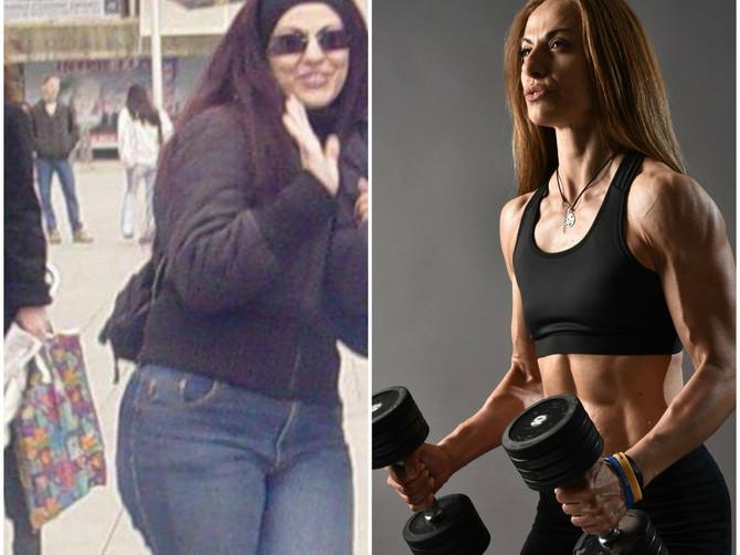 """Novosađanka Daniela je na 40. rođendan donela odluku koja joj je PROMENILA ŽIVOT: """"Imala sam skoro 100 kilograma, a onda sam sebi dala OVAJ ZADATAK"""""""