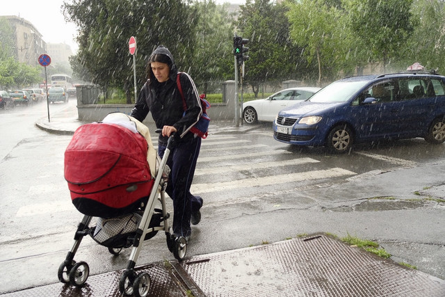 I iduća nedelja sa kišom