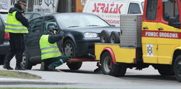 Straż miejska odholowała auto lekarce ratującej życie!