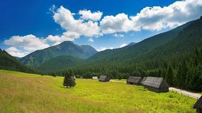 Opłata za wjazd rowerem do Doliny Chochołowskiej w Tatrach