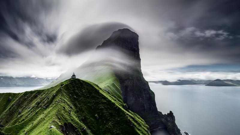 1a. Kategoria Krajobraz 'Cliffs of Kallur', Janne Kahila, Finlandia.