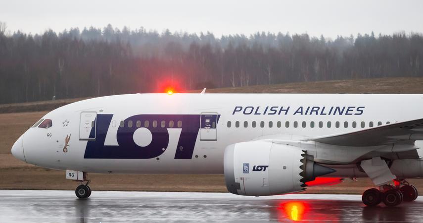 Czy LOT zawiesi loty do USA? Decyzja Donalda Trumpa o wstrzymaniu przyjazdów z Europy