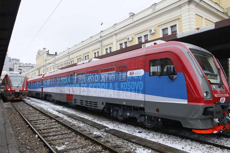 Voz za Kosovsku Mitrovicu