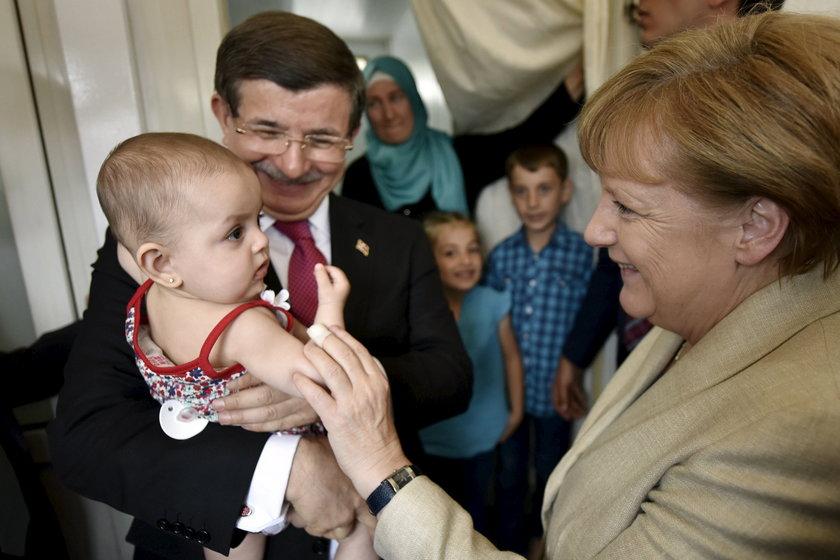 Obóz dla uchodźców w Turcji Nizip