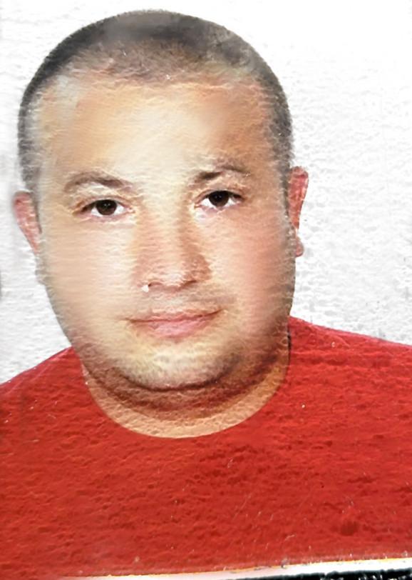 Vladica Radišić (42) iz Kruševca bio je za volanom