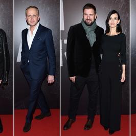 """Gwiazdy na uroczystej premierze filmu """"Jestem mordercą"""". Viola Kołakowska dawno nie wyglądała tak dobrze!"""