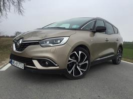 Renault Grand Scenic 160 TCe – mały benzyniak zamiast diesla? | TEST