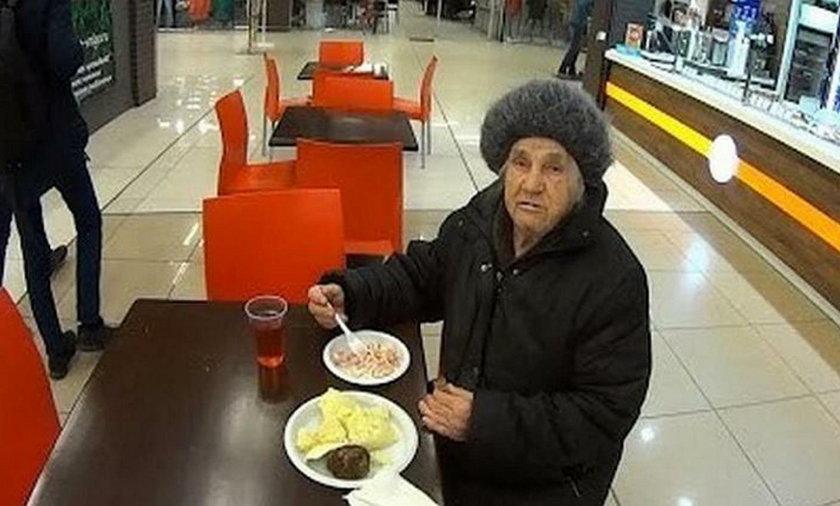 bezdomna, Moskwa