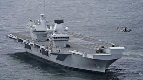 HMS Queen Elizabeth, najnowszy brytyjski lotniskowiec jest łatwym celem dla hakerów?