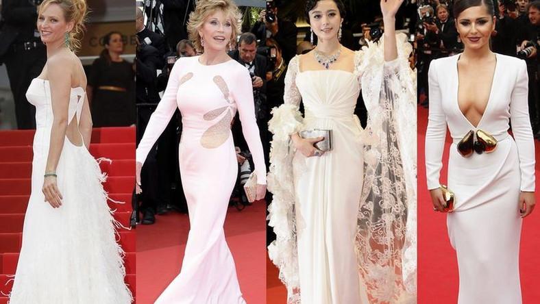 Cannes 2011: triumf gwiazd w bieli