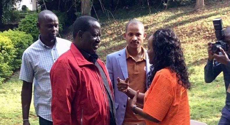 Former Prime Minister Raila Odinga holds 1-hour meeting with ODM officials over bungled Kibra party primaries