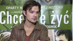 Maciej Pieprzyca o Dawidzie Ogrodniku: nie szukałem chuligana