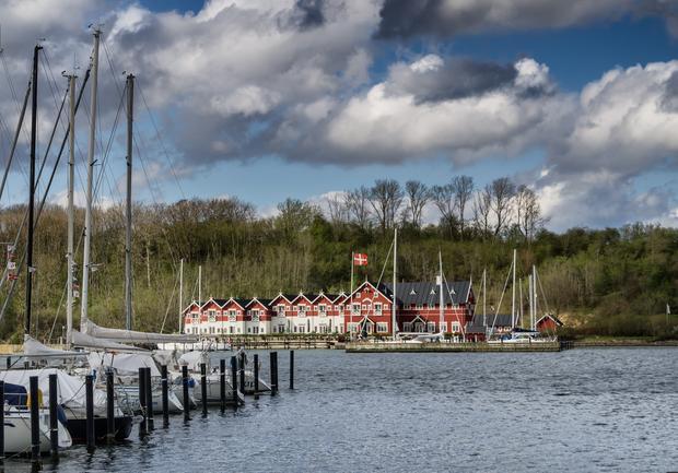 Dyvig na wyspie Als, Dania