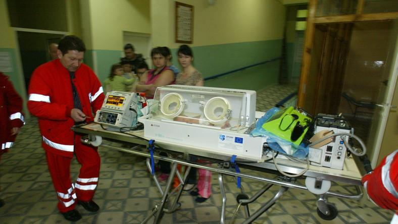 Dzieci z Jędrzejowa ewakuowano, gdy ordynator pojechała na wycieczkę