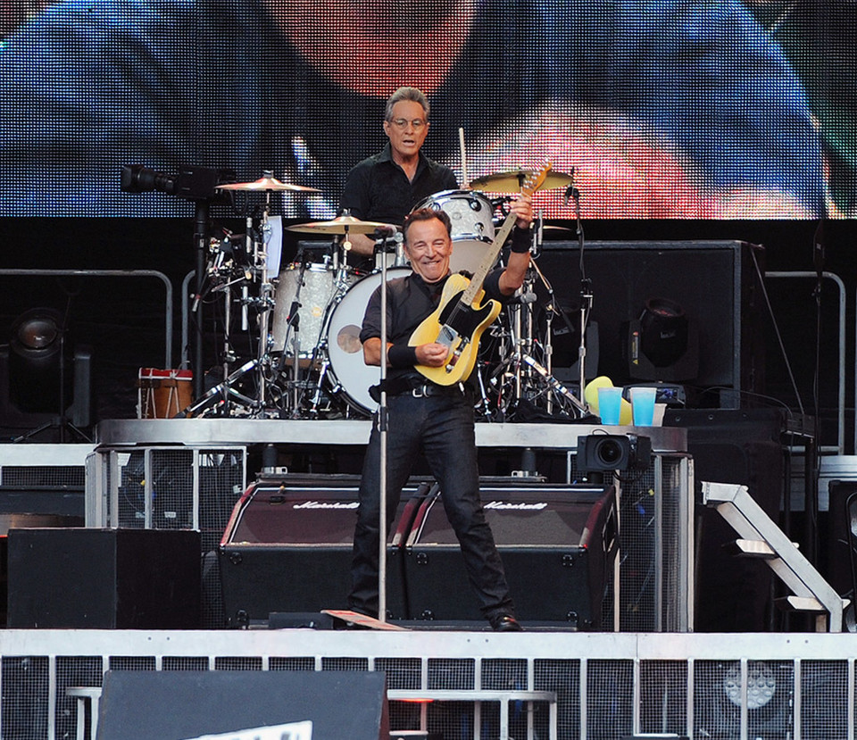 2. Bruce Springsteen & The E Street Band'