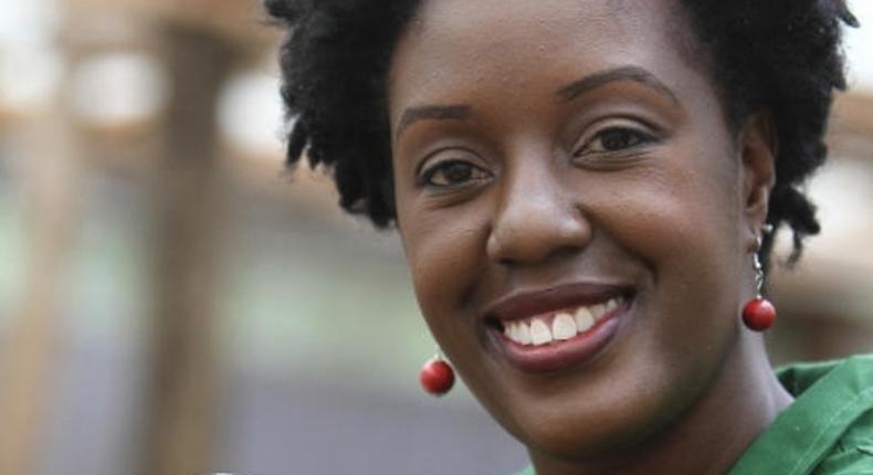 Rosemary Odinga regained her eyesight