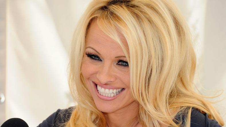 Pamela Anderson / fot. Getty Images
