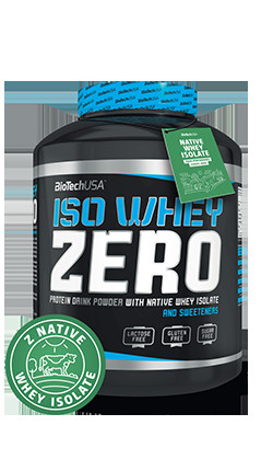 IsoWheyZero Chocolate 2270g