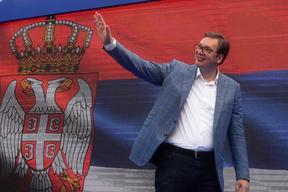 Aleksandar Vučić u Zaječaru