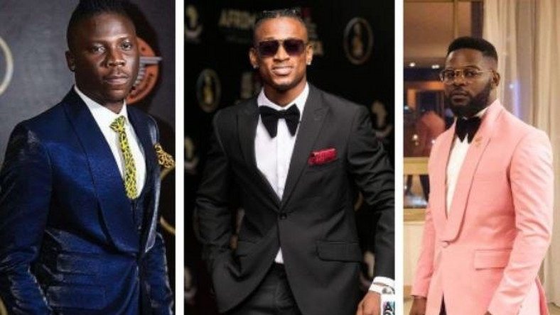 10 best dressed African male celebrities at the 2018 Afrima - Pulse