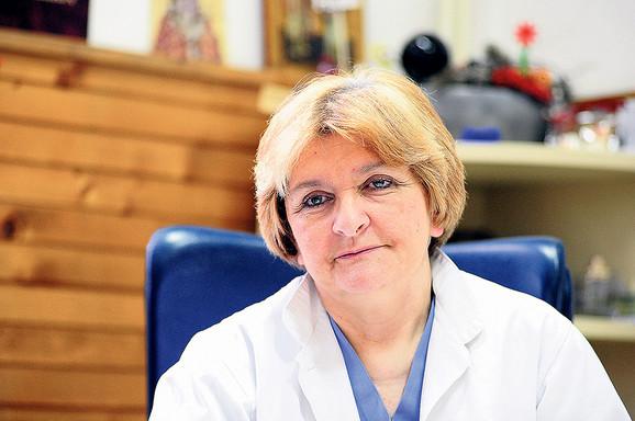 Prof. dr Danica Grujičić predvodila je tim za operaciju glave