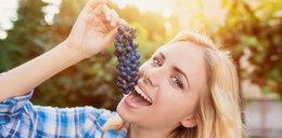 Winogrona pomogą na depresję? Nowe badania