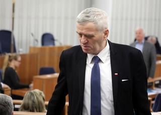 Senator Stanisław Kogut zgłosił się do prokuratury by złożyć wyjaśnienia